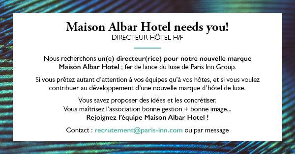 Paris Inn Group au service des start-up innovantes