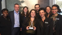 The Best Western Premier Opéra Diamond rewarded