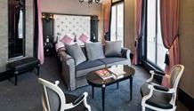 7 nouvelles suites à l'Opéra Diamond