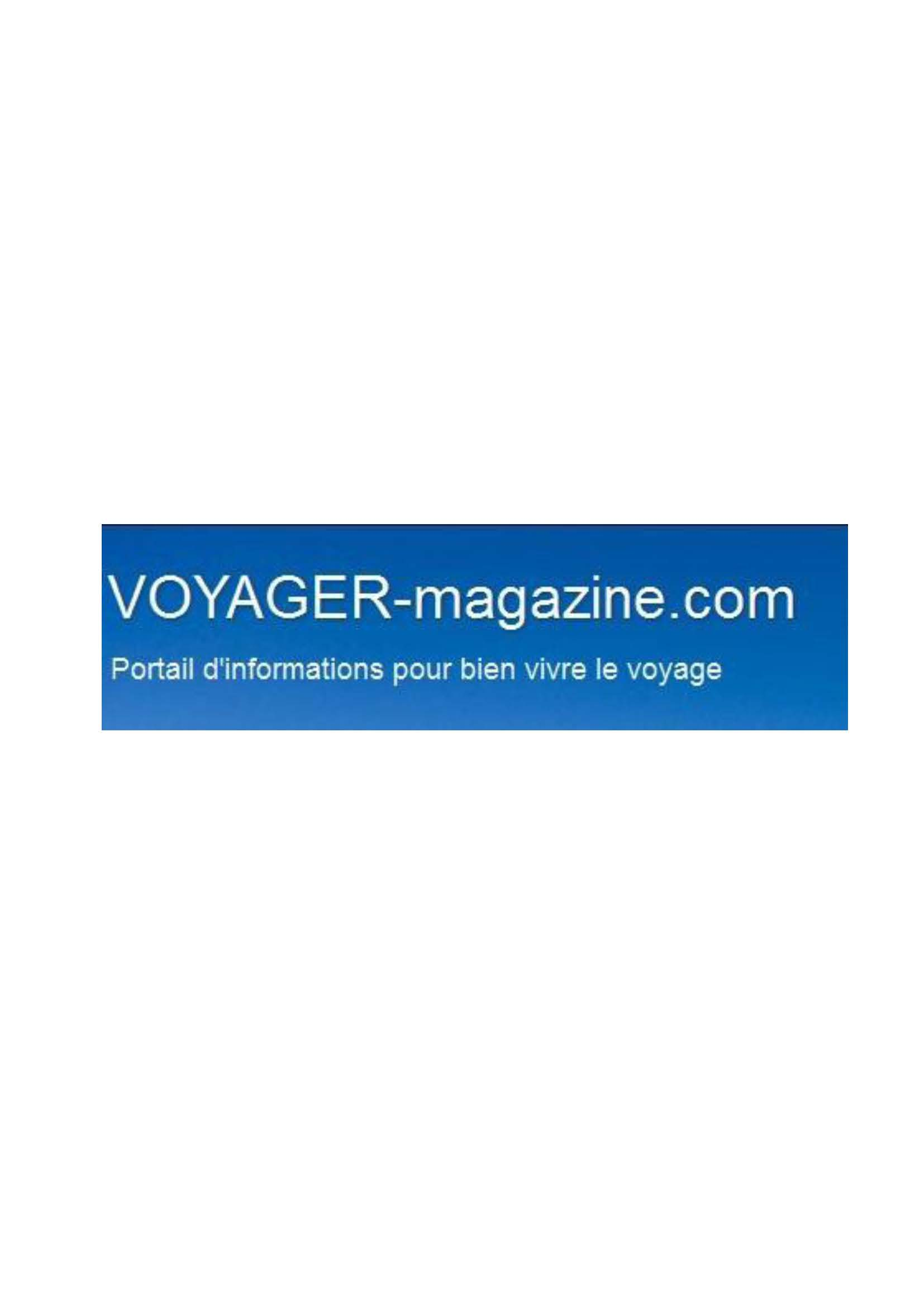 VoyagerMagazine.com