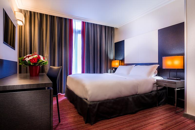 Paris inn group our hotel portfolio 5 star and 4 star for Hotel design montparnasse